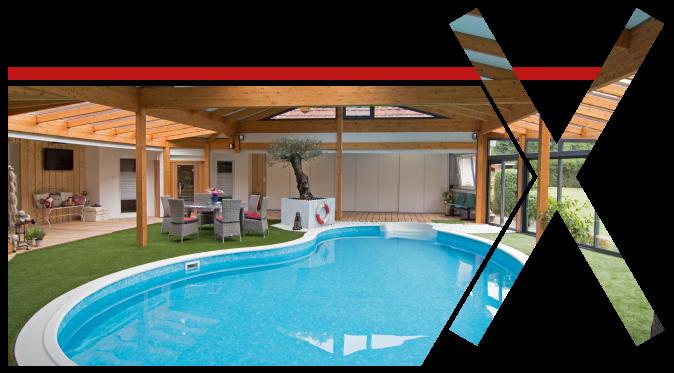 fabrication et pose d abris de piscine et spa dans le bas. Black Bedroom Furniture Sets. Home Design Ideas